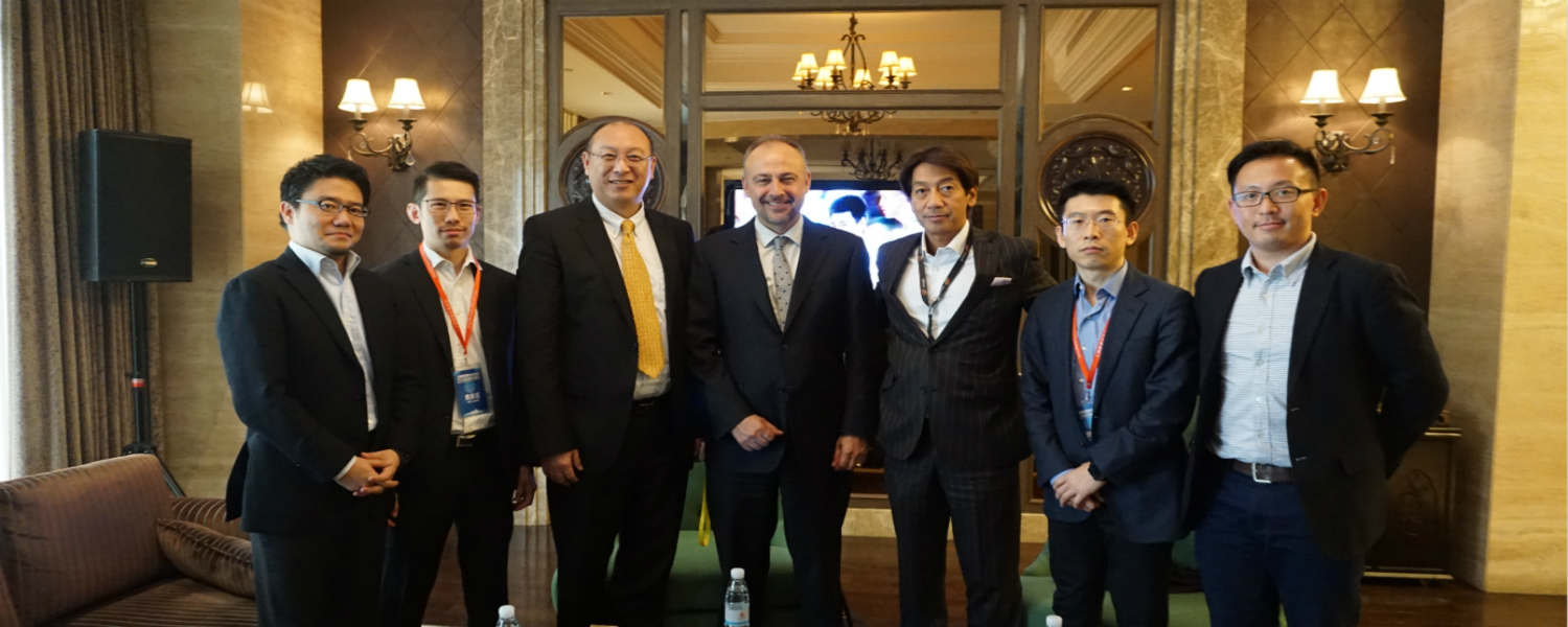 Dentsu Aegis Network China and Amnet envision a bright future at Shanghai Data Exchange Center